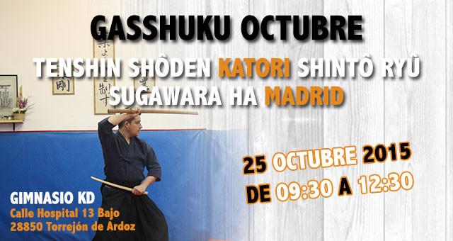 Gasshuku KSR Octubre 2015